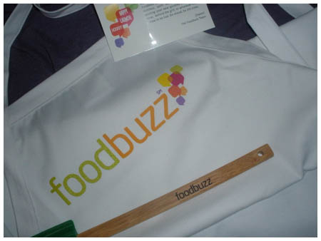 Foodbuzz treats!