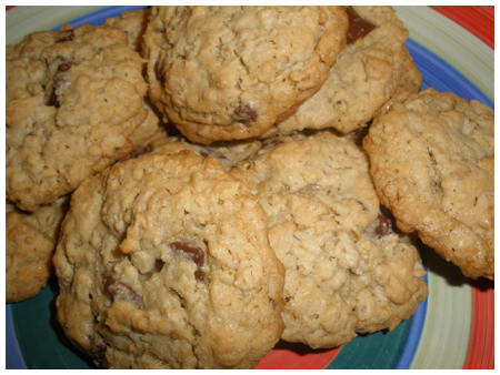 """Baking & Politics? Yes! """"Clinton's Chips"""" chocolate chip ..."""