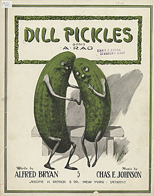 Pickle juice.