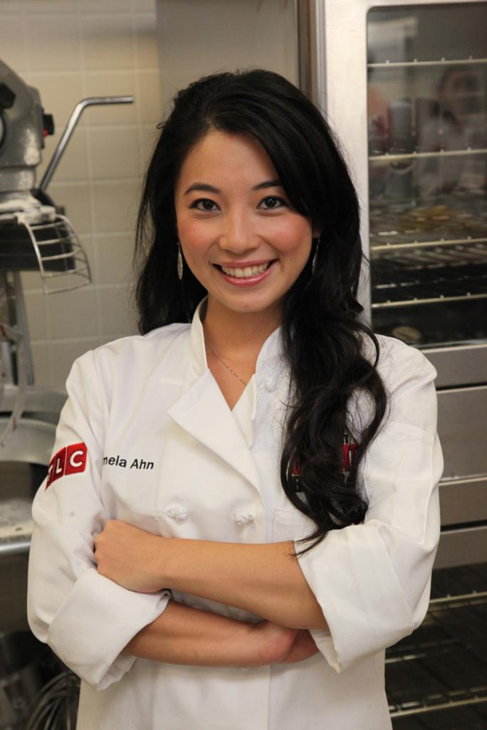 My interview with Pamela Ahn, contestant on TLC's 'The Next Great Baker.'