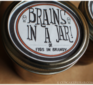 Brains in a jar.