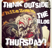 It's Think Outside the Blog Thursday!