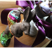 Chocolate bunnies are always a good fall-back plan.