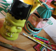 Enter the Tiki Room- a Sourpuss giveaway!
