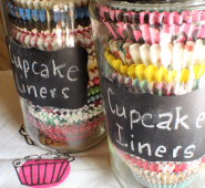 The internet teaches me things (like cupcake liner storage).