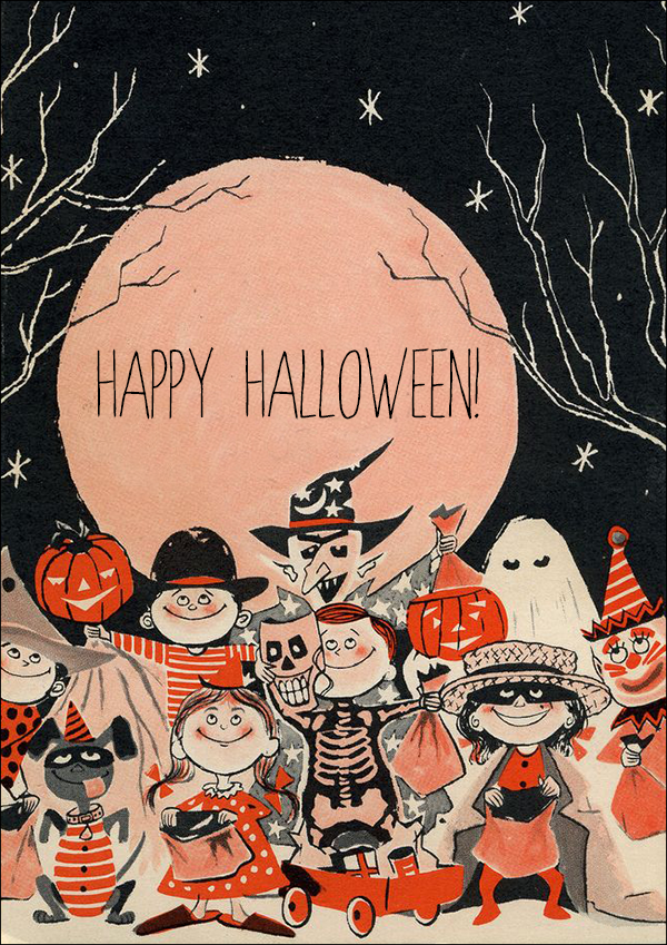 Happy Halloween! Last minute ideas are right this way...