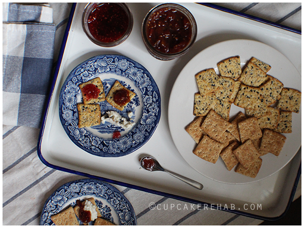 Enter this Milton's giveaway & you too can have a spread like this!