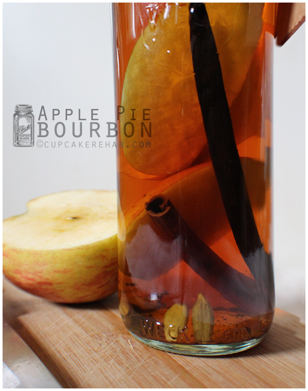 Apple pie bourbon!