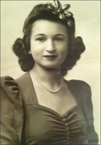 Grandma Dorothy Liff October 2, 1923 - March 29, 2014.