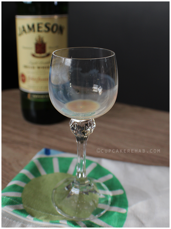 Super easy homemade Irish cream!