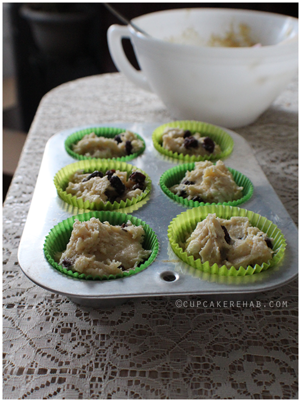 A delicious & easy Irish soda muffin recipe. With some raisins that are soaked overnight in Jameson Irish whiskey.