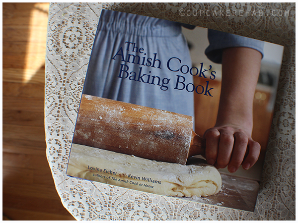 The Amish Cook's Baking Book (and a recipe for shoo-fly pie!)