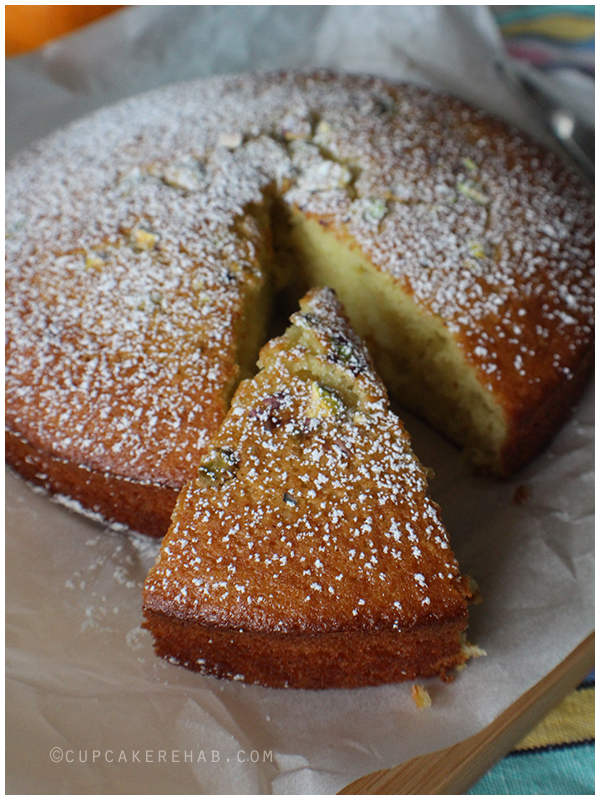 can you use olive oil in cake mix