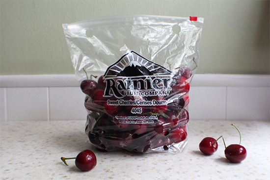 Rainier Company cherries! #sweetpreservation