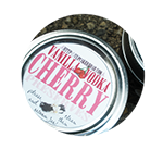 Vanilla vodka cherry preserves