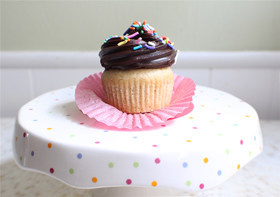 Happy birthday, baby! Cupcake Rehab turns 8. Click through for recipe!